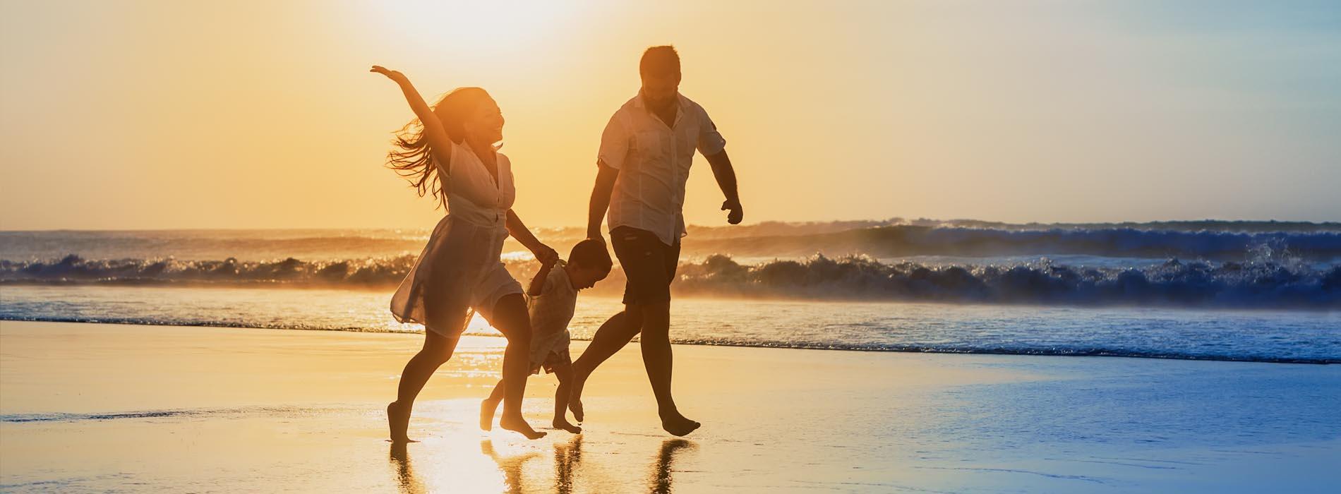 חופשת קיץ משפחתית