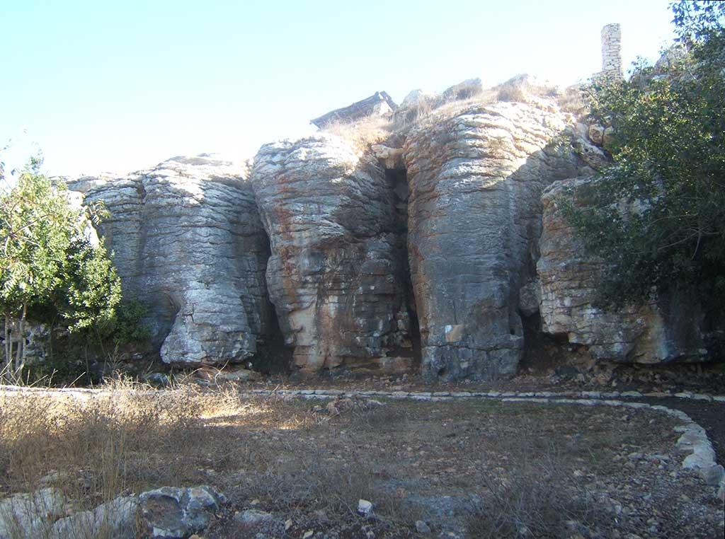 פארק הסלעים בכיסרא